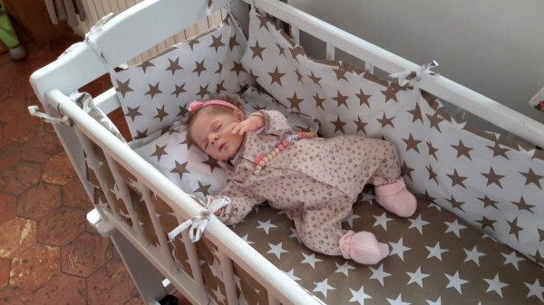 Un petit lit pour ma petite princesse
