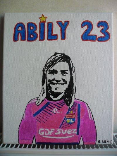 Camille ABILY -- Olympique Lyonnais 2011-2012