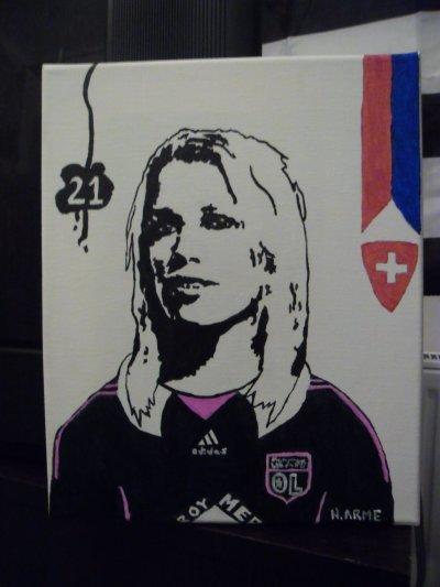 Lara DICKENMANN -- OL 2011-2012