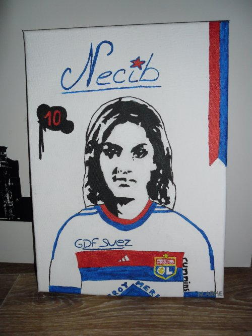 Louisa NECIB - Olympique Lyonnais 2011-2012