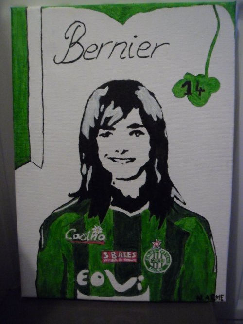 Juliette BERNIER -- AS Saint-Etienne 2011-2012