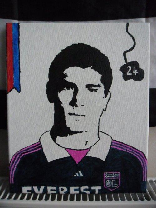 Jérémy PIED -- Olympique Lyonnais 2012