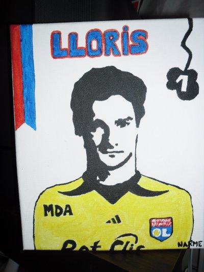 Hugo LLORIS - Olympique Lyonnais 2012