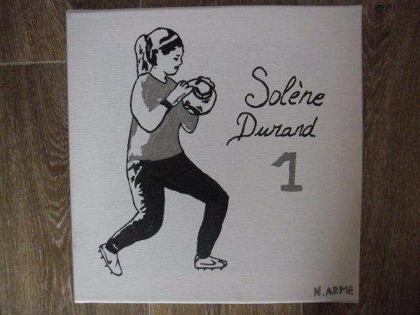 Solène DURAND -----> Montpellier