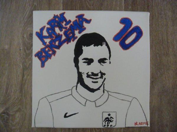 Karim BENZEMA -----> Equipe de France 2012