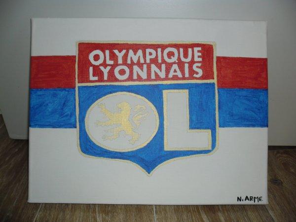 Logo de l'Olympique Lyonnais