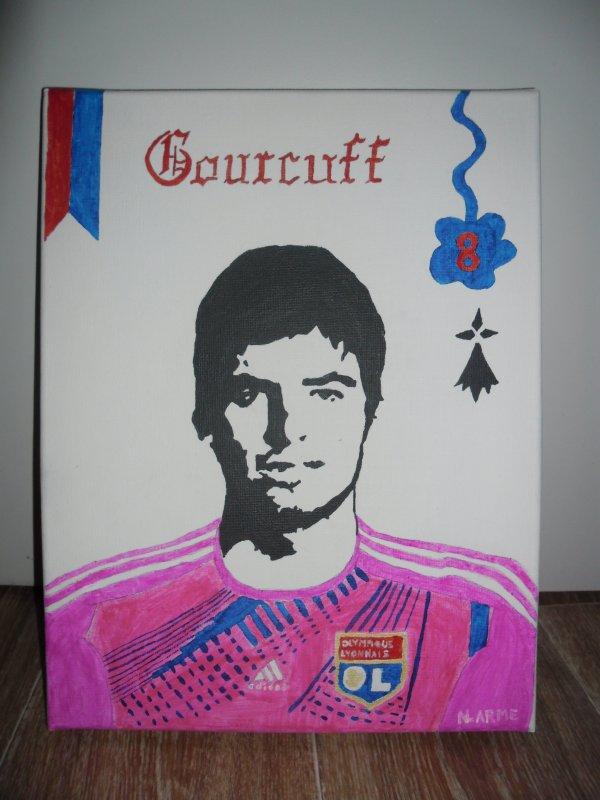 Yoann GOURCUFF ---> Olympique Lyonnais 2012