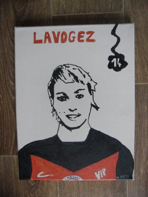 Claire LAVOGEZ -----> Montpellier