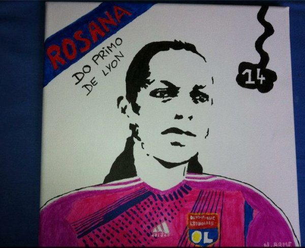 ROSANA ----> Olympique Lyonnais