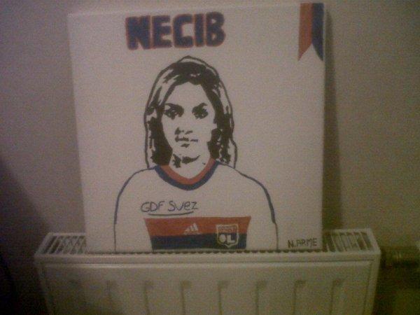 Louisa NECIB ---> Olympique Lyonnais 2012