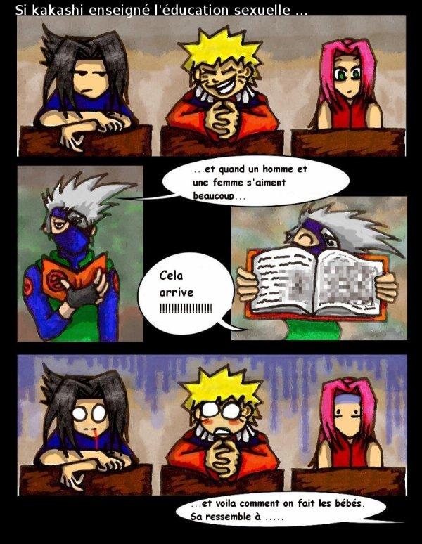 Kakashi funny