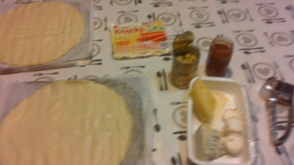 ☼ Pizza Maison ☼