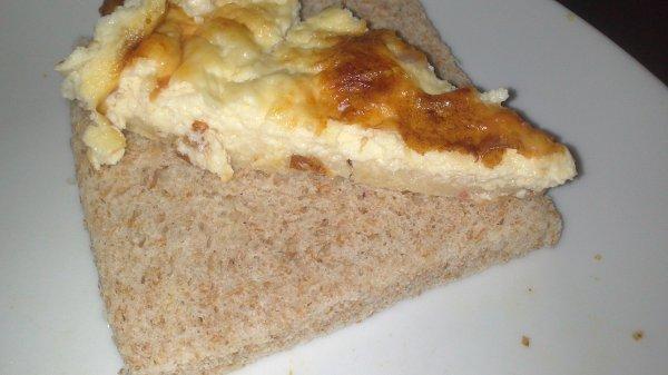 Quiche sans pâte
