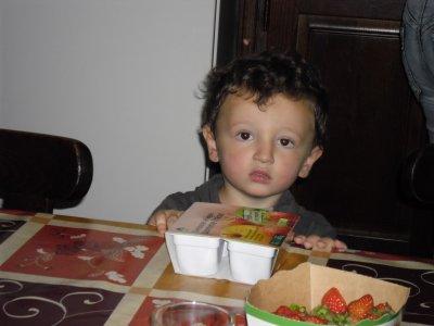 Noah(mon plus petit frère)