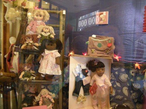Les poupées Pomme-Pidou.