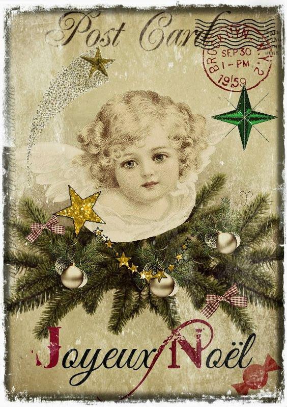 Je vous souhaite de passer un Noël féerique .
