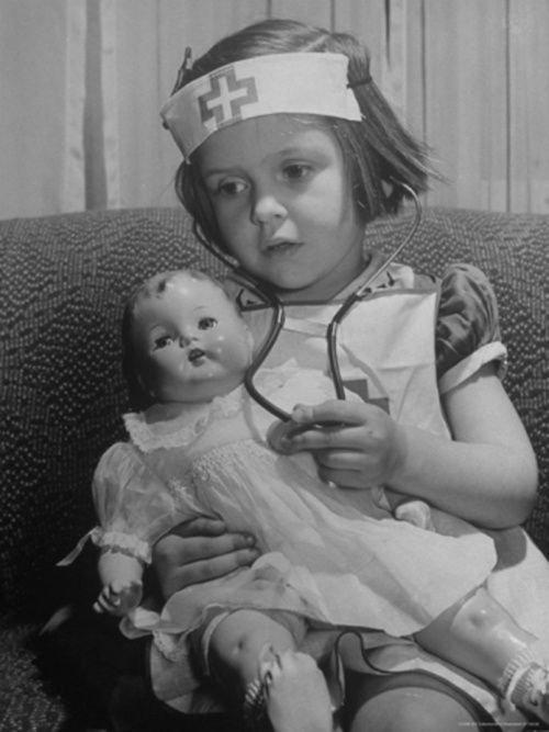 Clinique de poupées,Les Beaux Jours