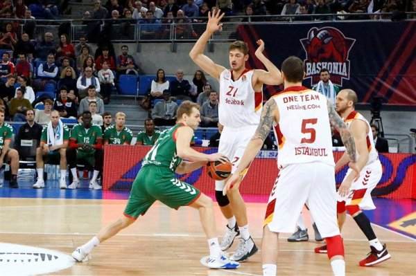 Euroleague | Laboral Kutxa Baskonia 69-62 Galatasaray Odeabank