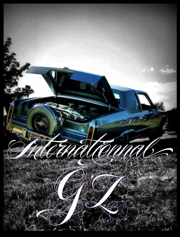 INTERNATIONAL G'Z / COMING SOON (2012)
