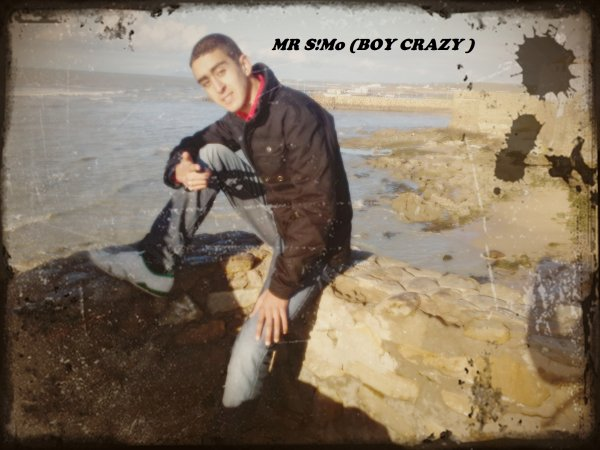 MR S!Mo ( BOY CRAZY )