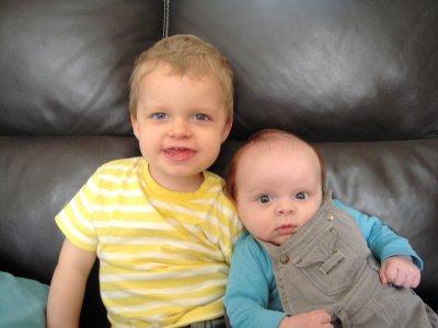 Mes amours : Lohan & Baptiste (11 avril)
