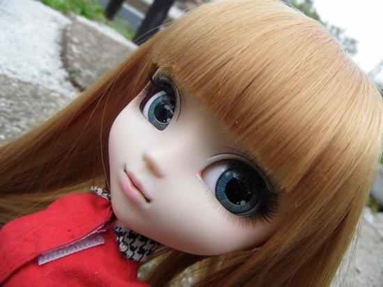 Akira et sa nouvelle wig