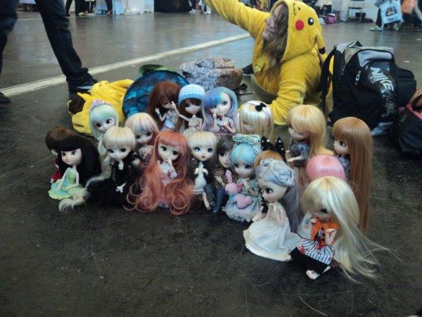 Japan Expo 2014, rencontre dollienne :3