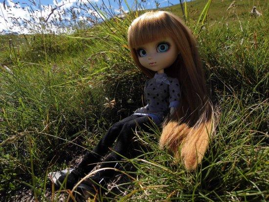 Akira et la montagne