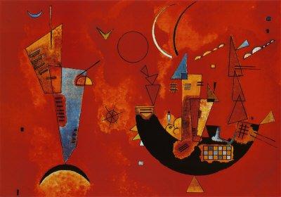 Kandinsky s'expose...