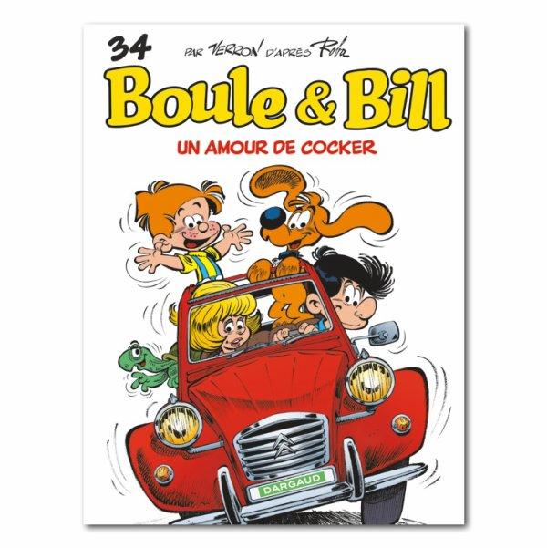 Boule et Bill, nouvel album et Film !