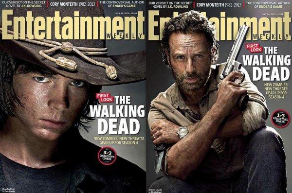 The Walking Dead _Saison 4 inédite_