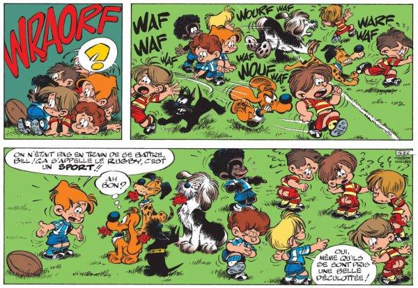 Asterix, Obélix... mais aussi Boule et Bill sont de retour !