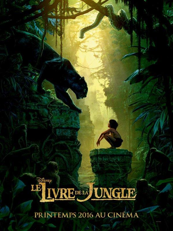 Le Livre de la Jungle (The Jungle Book)