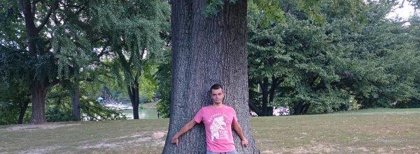 Souvenir d'un instant dans Central Park