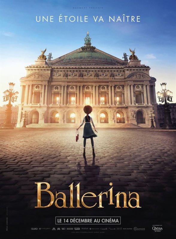 Vaiana (Moana) ou Ballerina pour ces vacances de Noël ?