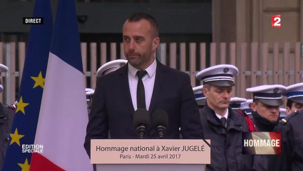 """""""Je suis rentré le soir sans toi"""" L'hommage vibrant du compagnon de Xavier Jugelé"""