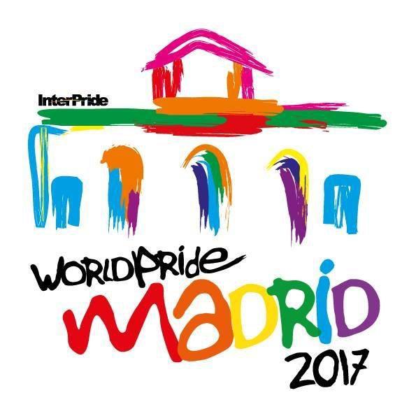 Marches des fiertés 2017 et World Pride à Madrid ce 1er Juillet !