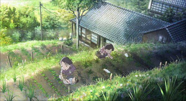 Dans un Recoin de ce monde... ( Kono Sekai No Katasumi Ni)