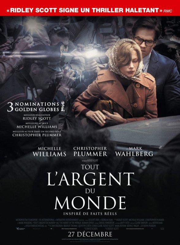 TOUT L'ARGENT DU MONDE ( All The Money In The World)