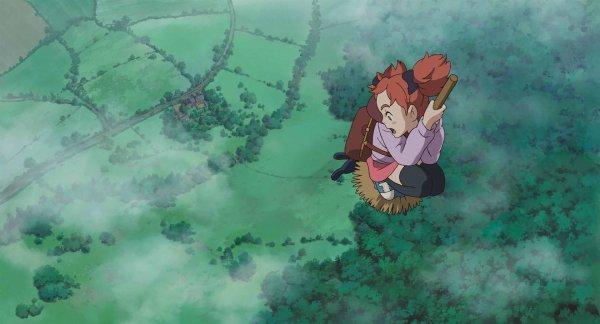 Mary et la fleur de la sorcière (Meari To Majo No Hana) (Mary and the Witch's Flower)