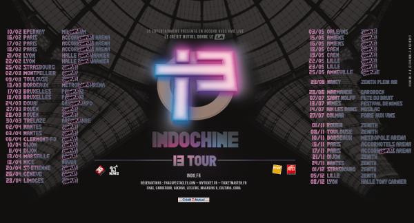 Indochine - Un été français
