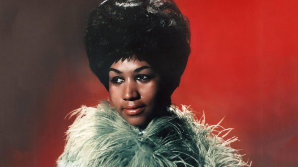 The Queen of Soul went away...
