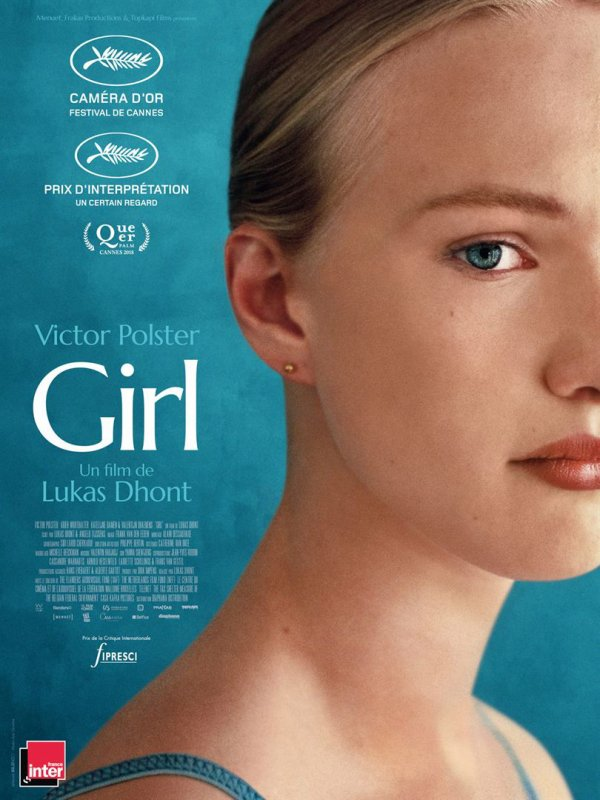 GIRL Bande Annonce (Cannes 2018)