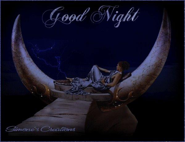 *** Belle nuit à Vous... ***