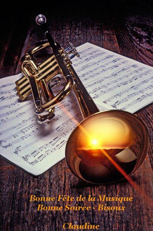*** Bonne Fête de la Musique à Vous... ***
