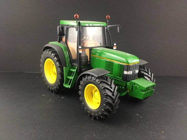 ma collection john deere 6910 map minature agricole 67. Black Bedroom Furniture Sets. Home Design Ideas