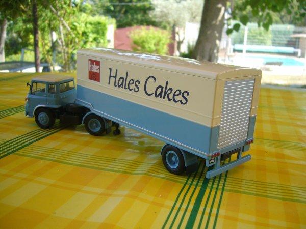 BEDFORD TK  (1993-1980)   HALES CAKES  N° 48