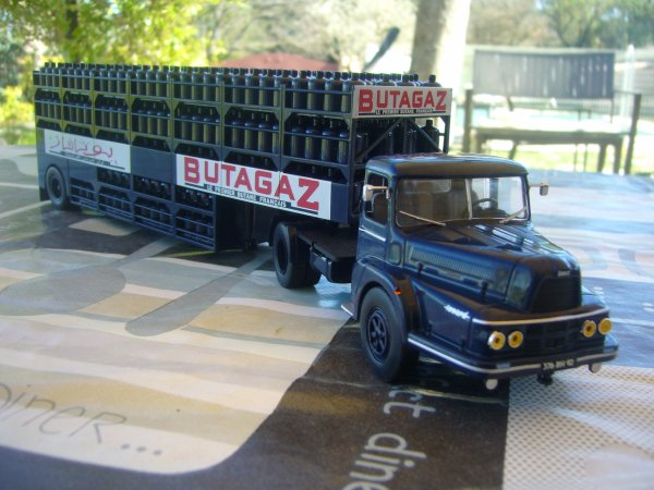 UNIC ZU 120 T (1954 - 1960)  N° 61