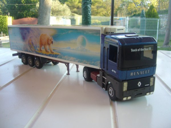 RENAULT AE500 S/R DECO F.T.B. OURS LUNAIRE