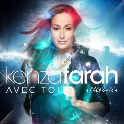 "Le nouveau single de Kenza Farah sera "" Avec toi "" !"